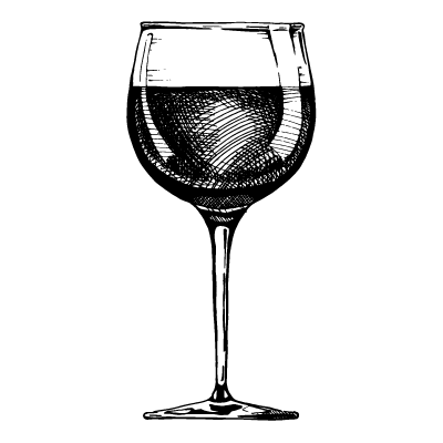 icon wine glass